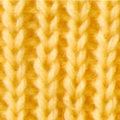 1目ゴム編み