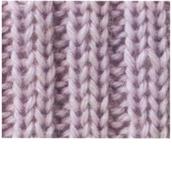 2目ゴム編み
