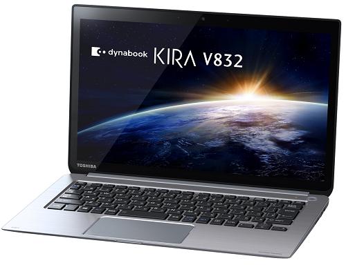 dynabook KIRA V832