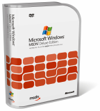Microsoft Windows MSDN Deluxe Edition