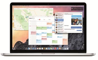 Mac OS X Yosemite