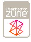 Zune ロゴ