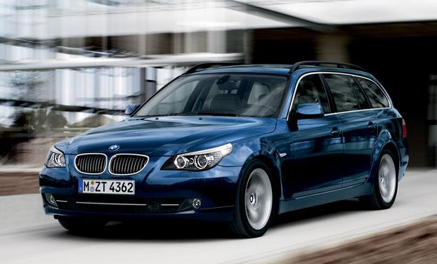 BMW 5 シリーズ・ツーリング