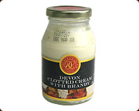 クロテッドクリーム ブランデー
