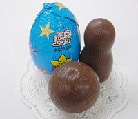 ホローチョコレート