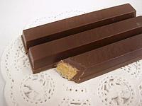 エンローバーチョコレート