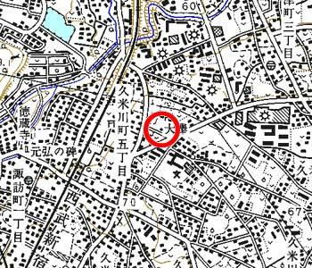 市役所 地図 記号