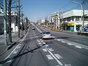 4車線以上の道路