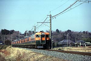 JR線(単線)の画像