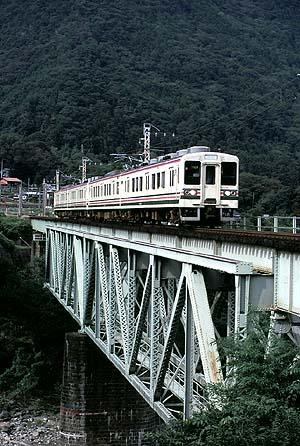 鉄道橋の画像