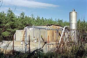 ガス井の画像