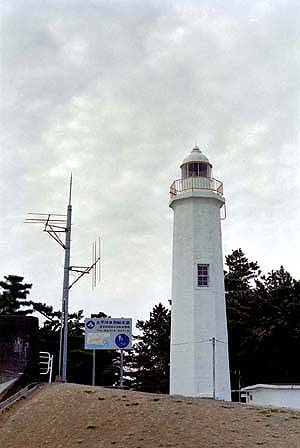 清水灯台(三保灯台)の画像