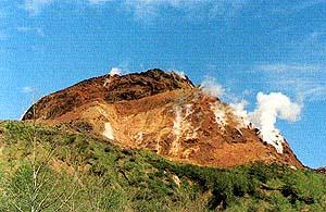 昭和新山の画像