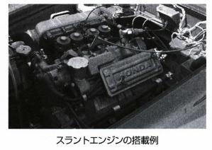 スラントエンジン