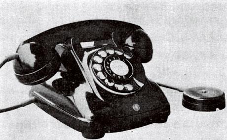 4号電話機