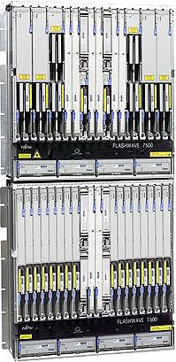FLASHWAVE 7500 光波長分岐挿入システム
