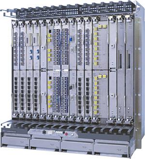 FLASHWAVE9500パケット統合光伝送システム