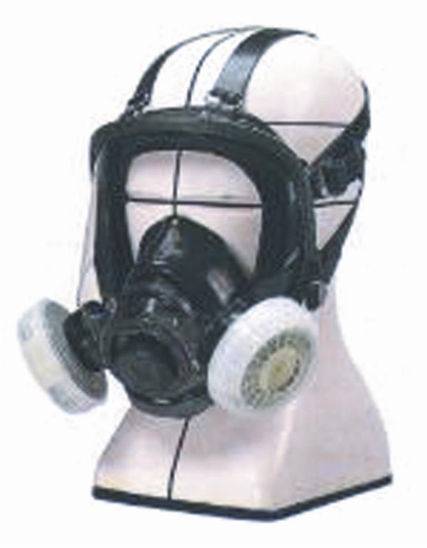 呼吸保護具