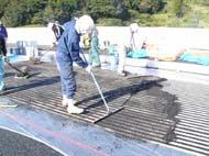 物理・化学系凍結抑制舗装弾性体・添加剤 空隙充填型