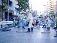 保水性舗装