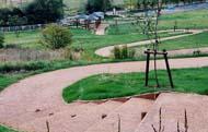 木質系舗装