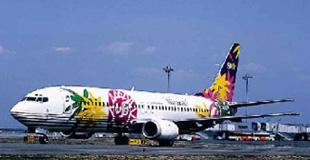 ボーイング式737-400型