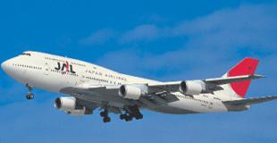 ボーイング式747-400D型