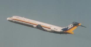 ダグラス式DC-9-87型