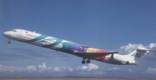 ダグラス式MD-90-30型