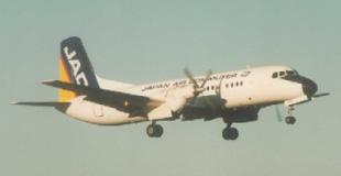 日本航空機製造式YS-11A型