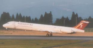 ダグラス式DC-9-81型
