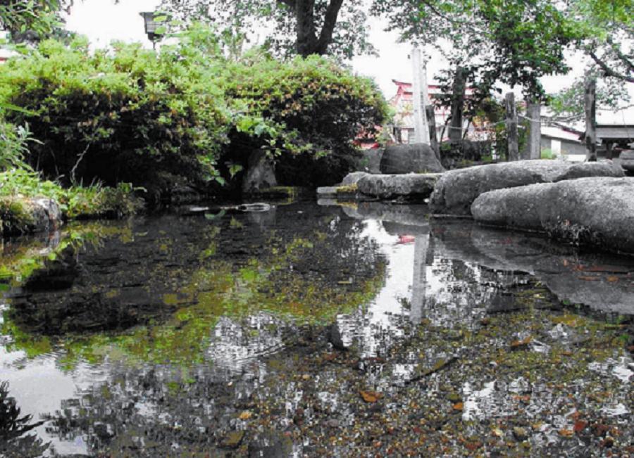 龍興寺清水