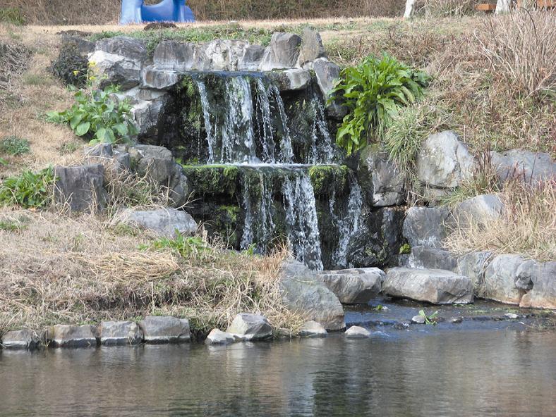 普現堂湧水源