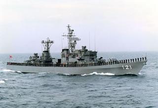 護衛艦「やまぐも」型
