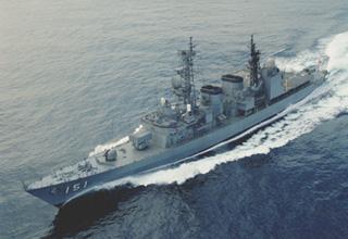 護衛艦「あさぎり」型