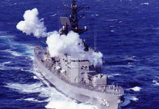 護衛艦「たちかぜ」型