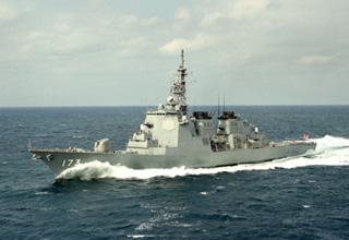 護衛艦「こんごう」型