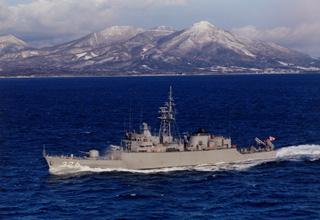 護衛艦「いしかり」型