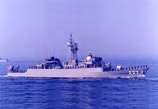 護衛艦「ゆうばり」型