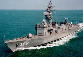 護衛艦「あぶくま」型