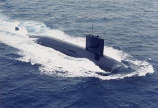 練習潜水艦「あさしお」型