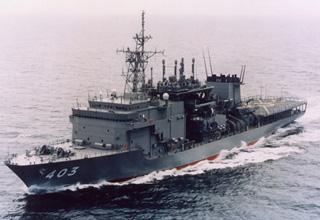 潜水艦救難艦「ちはや」型
