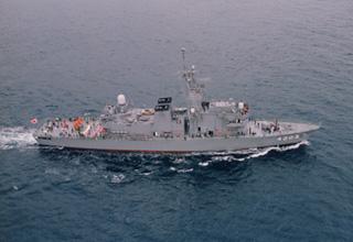 訓練支援艦「てんりゅう」型