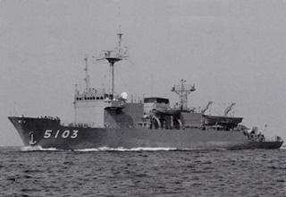 海洋観測艦「すま」型