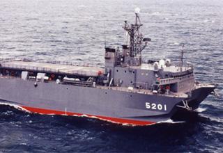 音響測定艦「ひびき」型