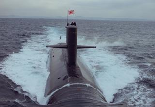潜水艦「ゆうしお」型