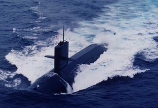 潜水艦「はるしお」型