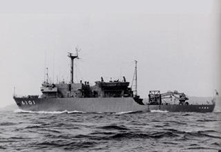 試験艦「くりはま」型