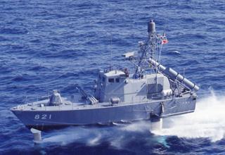 ミサイル艇「1号」型