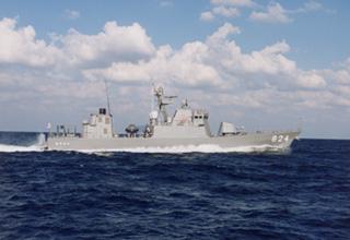 ミサイル艇「はやぶさ」型